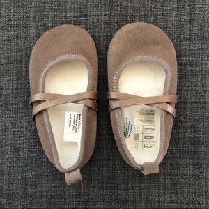 H&M Toddler Suede Slipper Shoes (Bundle & Save!)